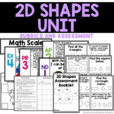 Math Unit: Two-Dimensional Shapes