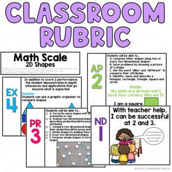 Math Unit: Two-Dimensional Shapes