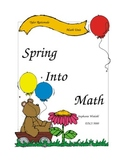 Math Unit for Elementary Special Education