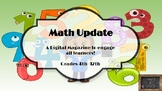 Math Update (Current Math Content) Digital Project