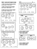 Math VA SOL 2.10 count and compare money practice