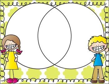 Math Venn Diagrams