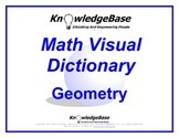 "Math Visual Dictionary (Geometry) (""LITE"" VERSION)"