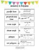 Math Vocab 7: Polygons