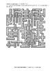 Math Vocab Fill-In Puzzle