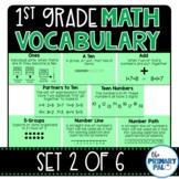 Math Vocabulary: Eureka Module 2