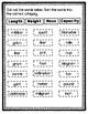Math Vocabulary 4th grade Module 2