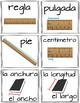 Math Vocabulary Cards (Spanish)