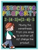 Math Vocabulary Cards and Posters Kit