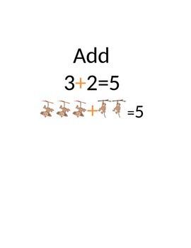 Math Vocabulary Circles
