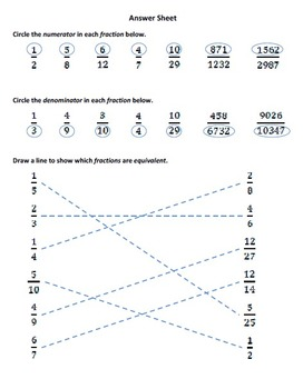 Math Vocabulary Pack