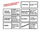 Math Vocabulary Packet - Fractions & Mixed Numbers