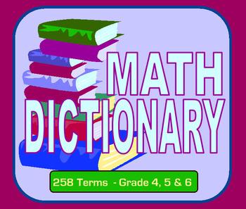 Math Vocabulary Presentation