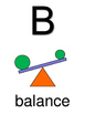 NEW  A-Z Math Vocabulary Wall Alphabet for Gr. 3-6