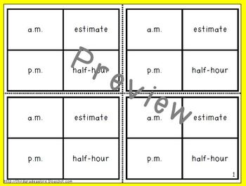 Math Vocabulary - Which Word Doesn't Belong?