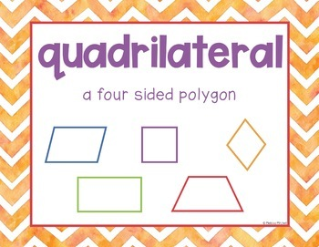 Math Vocabulary Posters - Aligned with Eureka Math