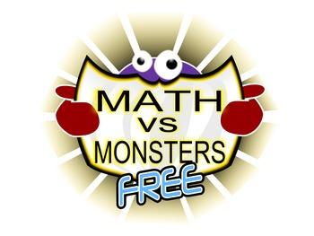 Math Vs Monsters Free