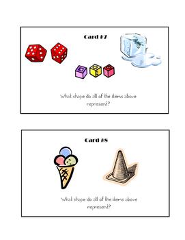 Math- Walk the Room Geometry Activity