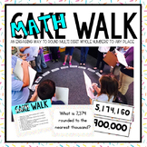 Math Walk with Rounding
