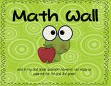 Math Wall!