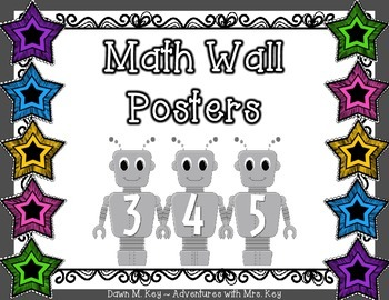 Math Wall Posters