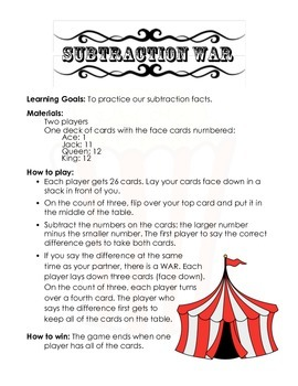 Math War!
