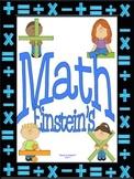 Fourth Grade Math: Mad Minutes