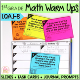Math Warm Ups BUNDLE:  Operations & Algebraic Thinking