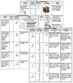 Math Warm-Ups, Math Pre-Class, Math Maintenance (Sets A&B)