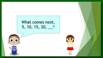 Math Warm-up for 2nd grade #1