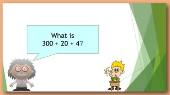 Math Warm-up for 2nd grade #10