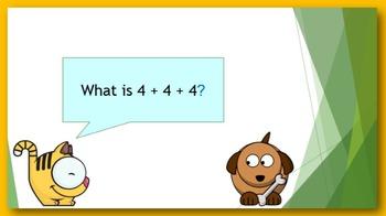Math Warm-up for 2nd grade #6