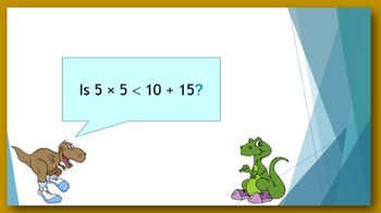 Math Warm-up for 3rd grade #4