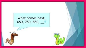 Math Warm-up for 3rd grade #7