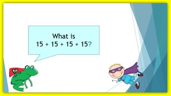 Math Warm-up for 3rd grade #9