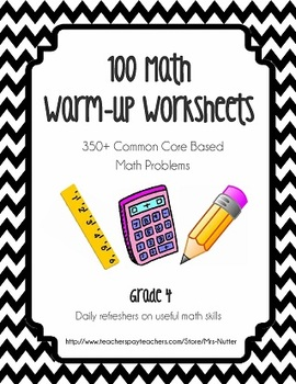 Geeky image in 5th grade math packet printable