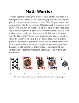 Math Warrior