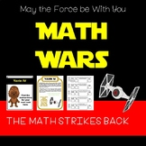 Math Wars: Star Wars Themed Place Value Lesson