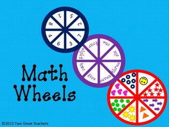 Math Wheels