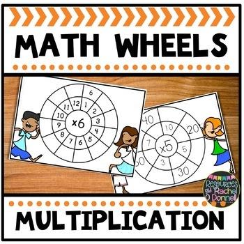 Math Wheels Bundle