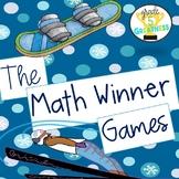 Math Winner Games Winter Activities