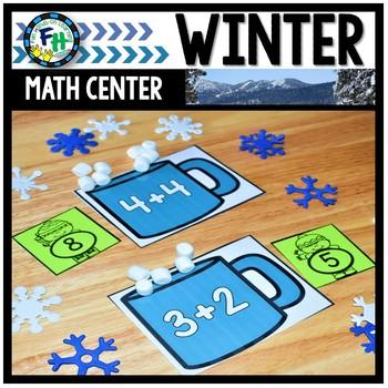Math Winter Center: Hot Cocoa Addition