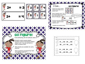 Math Winter Games: Kindergarten 2014