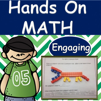 Number Sense: Math With Cuisenaire Rods: Hands On Math