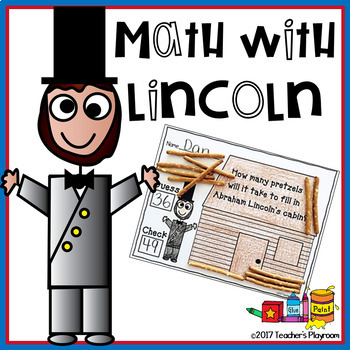 Abraham Lincoln's Cabin Math--Find the area!