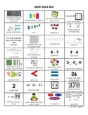 Math Word Mat: Number and Operations in Base Ten