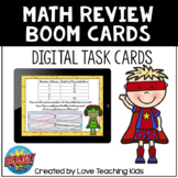 Math Word Problem Boom Cards Digital Task Cards for Distan