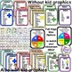 Math Word Problem Key Words Posters in 12 Color Choices!