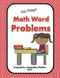 Math Word Problem Packet