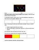 NJSLA Test Practice- Math Word Problems- Area- Fractions- Multi-Step